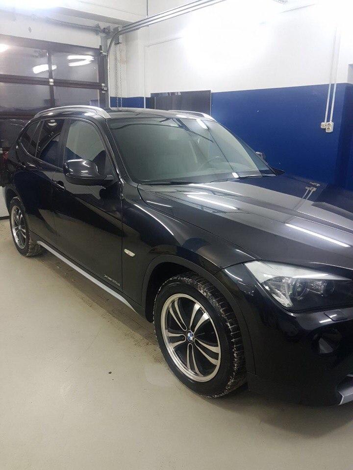 Ремонт блока FRM BMW X1 E84
