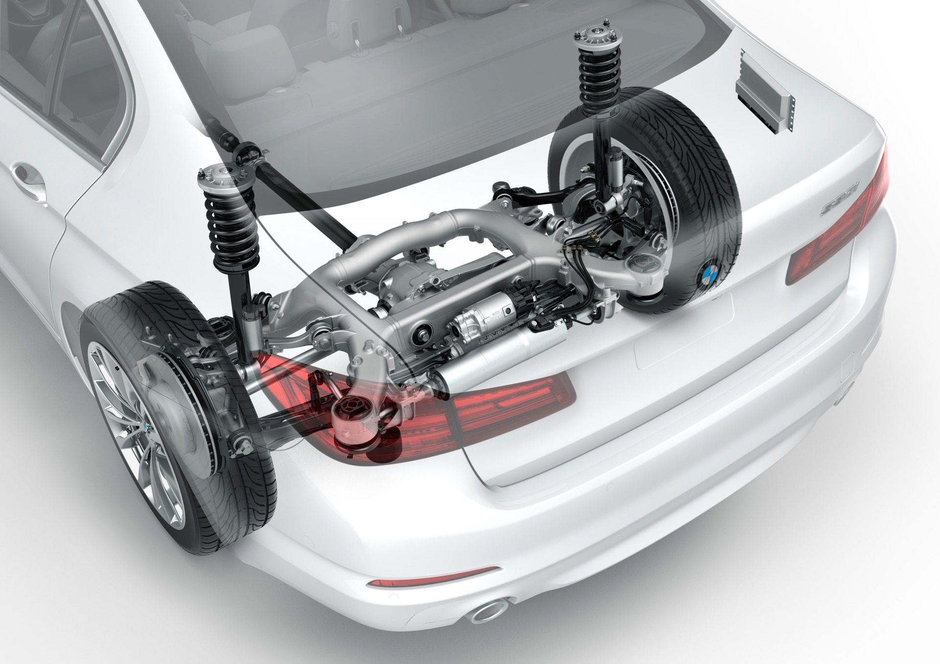 bmw integral active steering