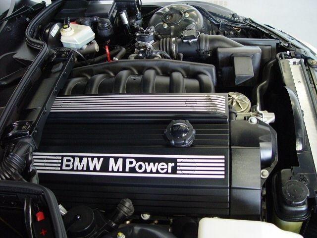 Ремонт двигателя БМВ - S52