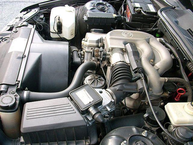 Ремонт двигателя БМВ - M43