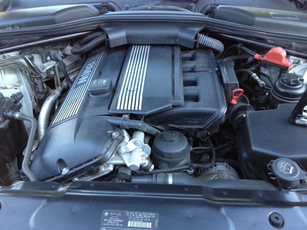 Ремонт двигателя БМВ - M54