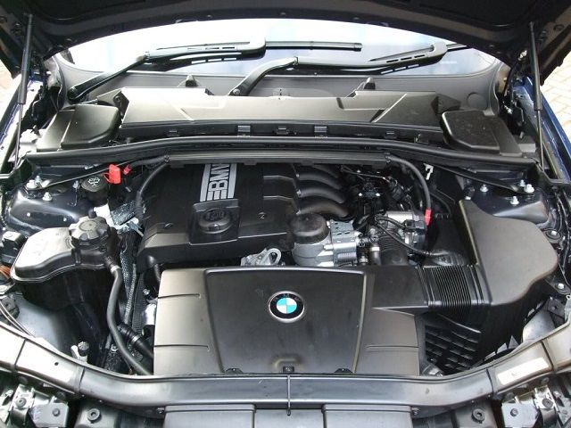 Ремонт двигателя БМВ - N43