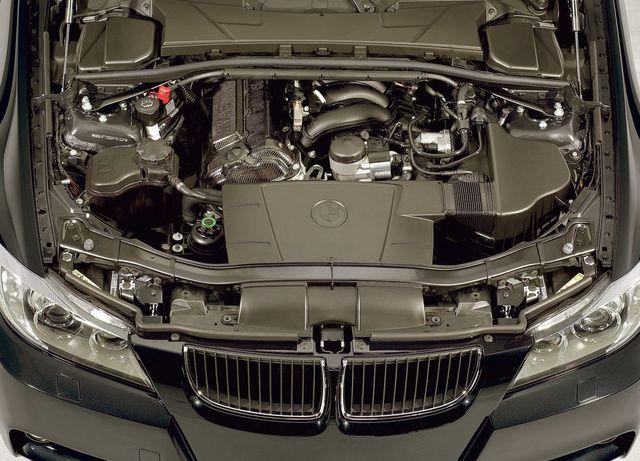 Ремонт двигателя БМВ - N45