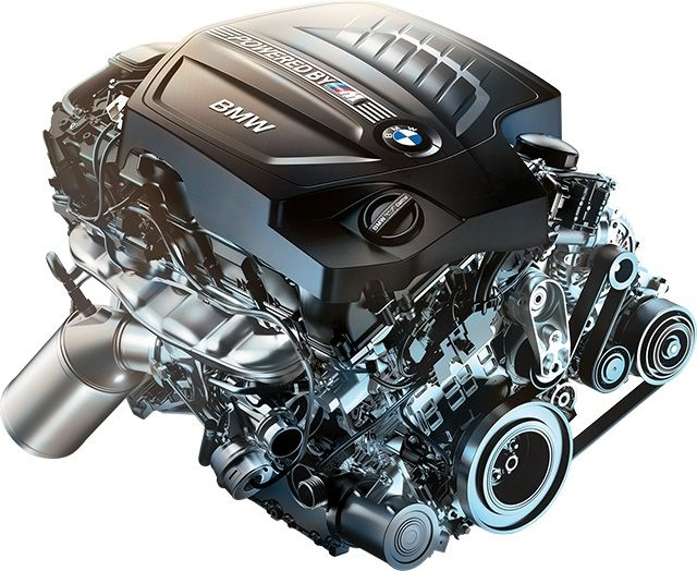 Ремонт двигателя БМВ - N55