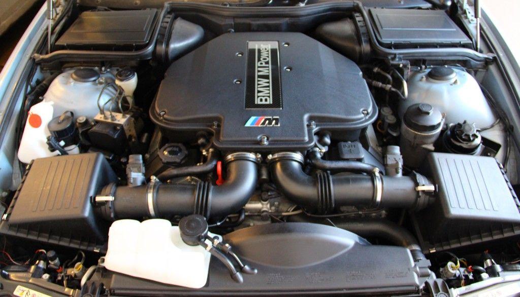 Ремонт двигателя БМВ - S62