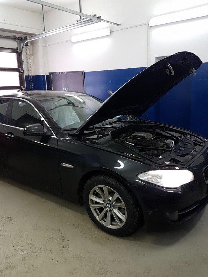 Диагностика, программирование и ремонт шины BSD BMW F10