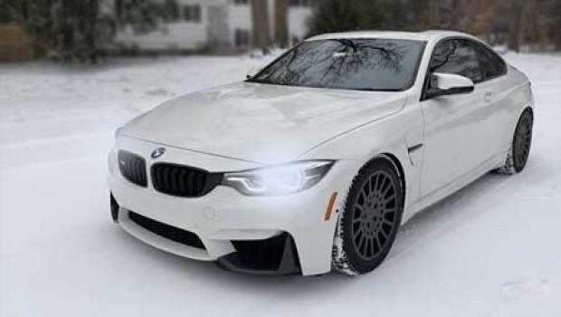 Готовим БМВ к зиме