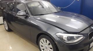 Ремонт блока DME BMW 116i