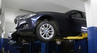 Ремонт заднего редуктора BMW F30