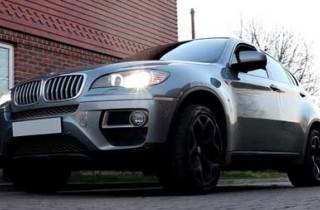 Основные проблемы и неисправности BMW X6 E71