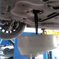 Замена масла в двигателе БМВ