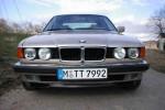 Загадочный BMW 740i 1992 года
