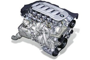 Двигатели БМВ X6 E71