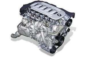 Двигатели БМВ Е60