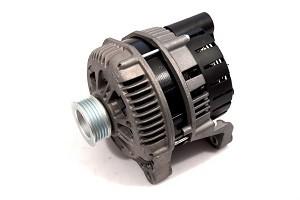 Навесное оборудование двигателя БМВ е39