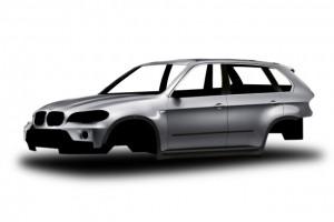 Кузовные запчасти БМВ X6 E71