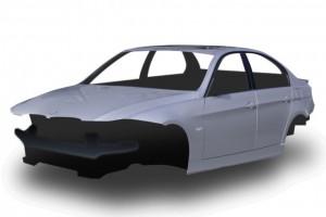 Кузовные запчасти БМВ Е90