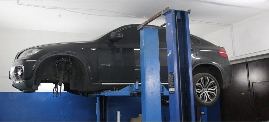 Ремонт двигателя БМВ Е71 Х6