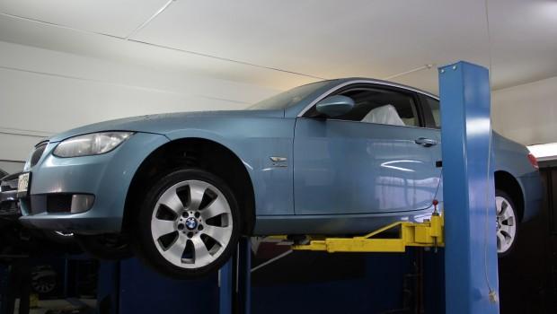 Ремонт раздаточной КПП BMW ATC300