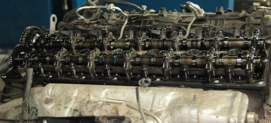 Ремонт дизельных двигателей БМВ