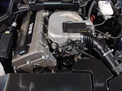 Двигатель БМВ - M44