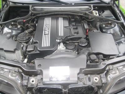 Двигатель БМВ - M56