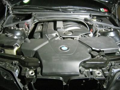 Ремонт двигателя БМВ - N42