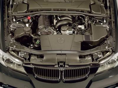 Двигатель БМВ - N45