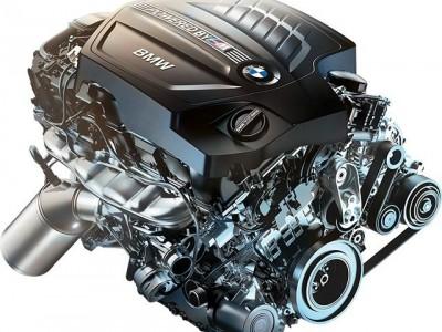 Двигатель БМВ - N55