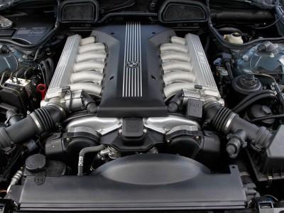 Двигатель БМВ - N73