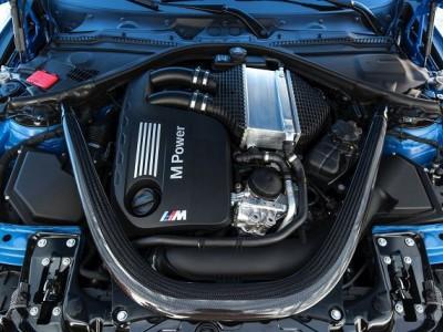 Двигатель БМВ - S55