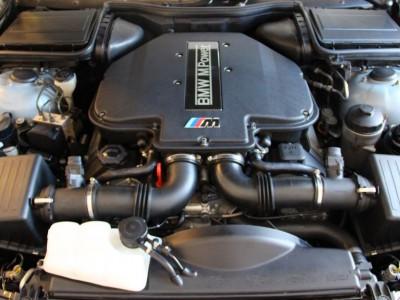 Двигатель БМВ - S62
