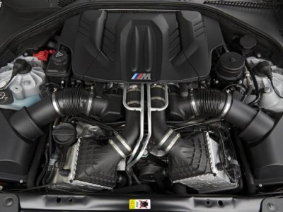 Двигатель БМВ - S63