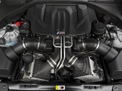 Ремонт двигателя БМВ - S63