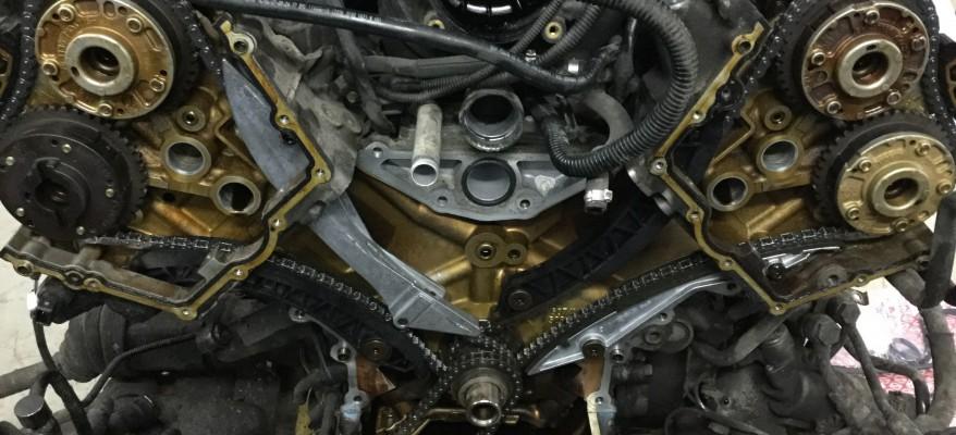 Ремонт двигателя БМВ Е70 Х5
