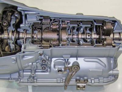 Ремонт АКПП БМВ ZF 8HP90