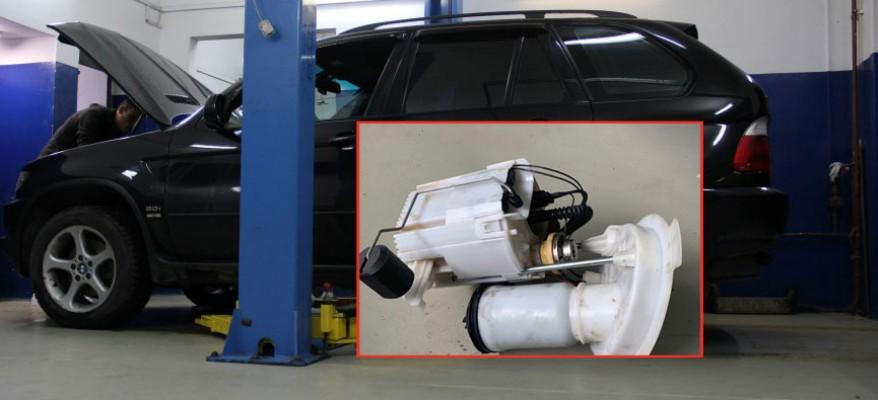 Ремонт топливной системы БМВ Х5 Е53